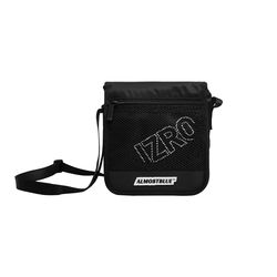 [엑소 세훈 착용] ALMOSTBLUE X IZRO MINI BAG