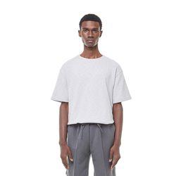 Uta swing slave half T (Grey)