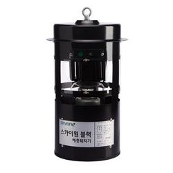 스카이원 블랙 해충퇴치기 모기 벌레 램프 업소용