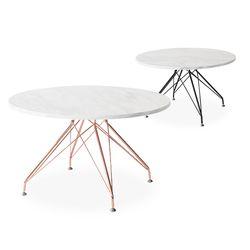 essen table (에쎈 테이블)-로즈골드