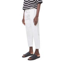 Bende olive 10 pants (White)