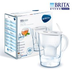 [BRITA] 브리타 마렐라 XL 화이트 3.5L(필터 1개포함)
