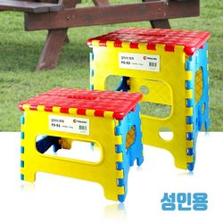 툴콘 접이식 야외 의자(성인용) FS-S3