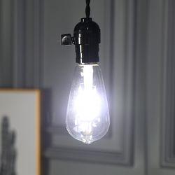 LED에디슨전구 ST64형 3.5W 하얀빛(주광색) 6500K