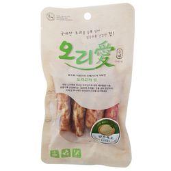 오리애 수제껌 발효효소 4p