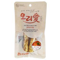오리애 수제껌 당근야채 2p