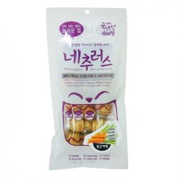 내추러스 츄본 5p (당근야채)
