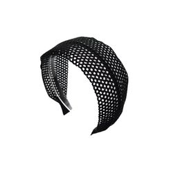 [오뜨르뒤몽드]lace mesh hairband (black)