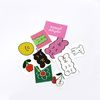 Lovely mood sticker pack 스티커팩 ( small x 10 )