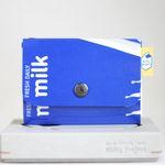 [한정판매/ NO SALE] 밀키파우치(Milky Pouch) Card & Coin Case [KP1303c]