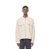 Seven linen two pocket jacket (Beige)