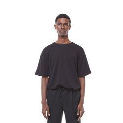 Uta swing slave half T (Black)