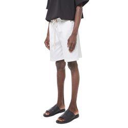 Ave linene half pants (White)