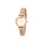 [디자인시계] 열두시 하트시계 핑크(AG2G8507MAPP)