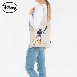 디즈니 두줄 에코백 TGA03 백여행용가방나들이용