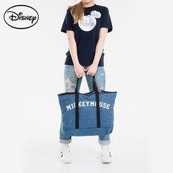 디즈니 미키 자수 빅백 TGA04 백여행용가방나들이용