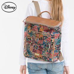 디즈니 멀티사각통배낭 TGA33 백여행용가방나들이용