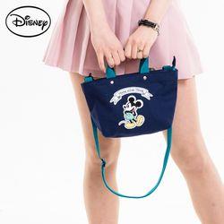 디즈니 미키 M 패치 에코백 TGB11 백여행용가방나