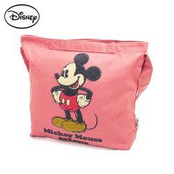 디즈니 미키 뽀글이 에코백 TGA02 백여행용가방