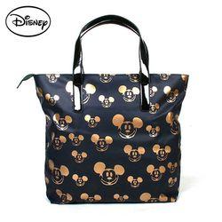 디즈니 미키얼굴토트-초곤 TGZ56 백여행용가방