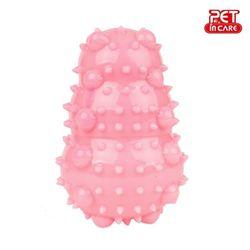 펫인케어 도그티피알 돌출삑삑이 핑크