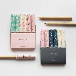 1000 꽃길 연필캡 (랜덤발송)