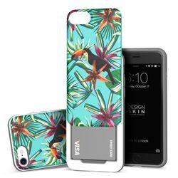 아이폰876 슬라이더 트로피칼투칸 카드케이스