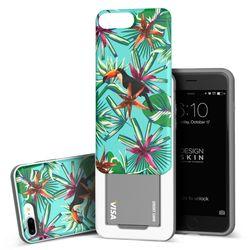 아이폰876플러스 슬라이더 트로피칼투칸 카드케이스