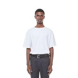 Uta swing slave half T (White)