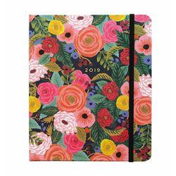2019 Juliet Rose Covered Planner