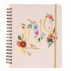 2019 Bouquet Spiral Bound Planner (17개월)