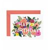 Juliet Rose Birthday Greeting Card