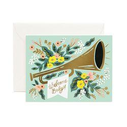 Welcome Jubilee Greeting Card