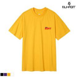 뉴해빗 - misfit - 7s-7020 - 나염반팔