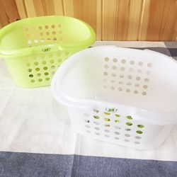 일본 생활용품 이노마타 목욕 바구니