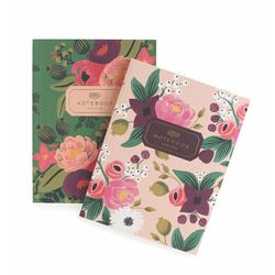 Vintage Blossoms Notebook