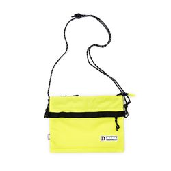 SACOCHE BAG - NEON GREEN