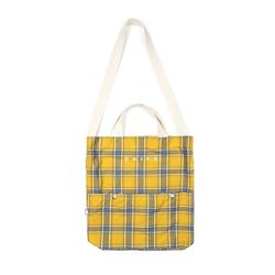 LOGO ECO BAG - YELLOW