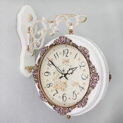 데일리데코 몬드 양면시계