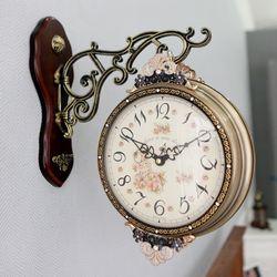 데일리데코 델리체 양면시계 (소)