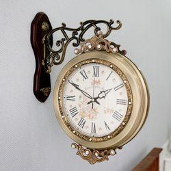 데일리데코 델리체 양면시계 (대)