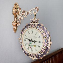 데일리데코 키아 보석 양면시계