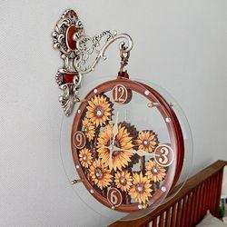 데일리데코 로니카 양면시계