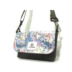 PARROM small shoulder bag (꽃모자이크)