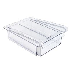 냉장고 선반 책상정리 클립형 다용도 서랍 정리함