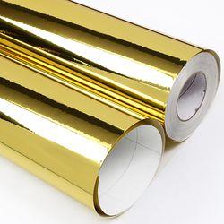 금속시트지 ( IT-P311 ) 금광24K