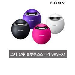 소니 블루투스 휴대용 스피커 SRS-X1
