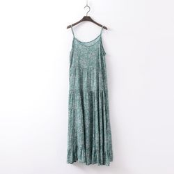 Small Flower Long Dress
