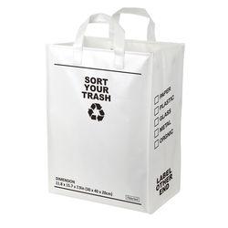 [ROO Garbage] 쓰레기통이 되는 에코백 루 가비지 30L