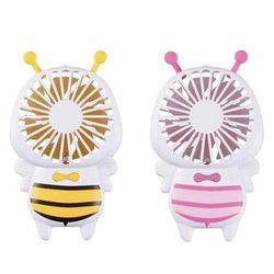LED 미니 꿀벌 선풍기
